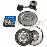 2 Part Clutch Kit And Sachs Dmf With Csc For Citroen Ds3 Hatchback 1.6 Thp 150