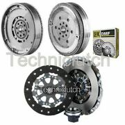 Nationwide 3 Part Clutch Kit And Luk Dmf For Bmw 3 Series Coupe 318 Ci