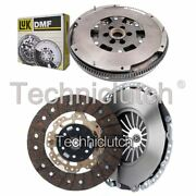 Nationwide 2 Part Clutch Kit And Luk Dmf For Audi Tt Coupe 1.8 T Quattro