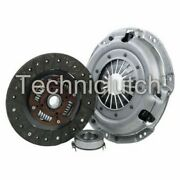 Nationwide 3 Part Clutch Kit For Citroen Relay Platform/chassis 2.5 D 4x4