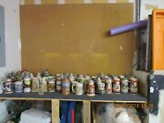 For True Collectors. 1970s And 80s Budweiser Steins Collection