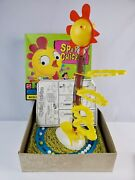 Vintage 1969 Mattel Spring Chicken Marble Game Complete In Box W/ Manual