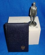 Lance Fine Pewter American President Figurine Zachary Taylor With Box/book
