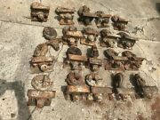 Pintle Hook For M35 And M135 Military 6x6 Trucks Lot Of 20 Used