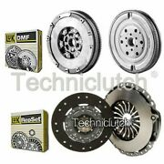 Luk 2 Part Clutch Kit And Luk Dmf For Opel Vectra C Estate 2.2 Direct
