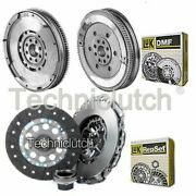 Luk 3 Part Clutch Kit Andluk Dmf For Bmw 3 Series Berlina 330 Xd