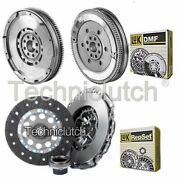 Luk 3 Part Clutch Kit Andluk Dmf For Bmw 3 Series Estate 330 Xd