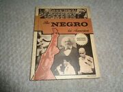 The Negro In America Hard Cover Educational Text Book Detroit Public Library 71