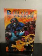Dc New 52 Villains Omnibus The New 52 By Hardcover Book