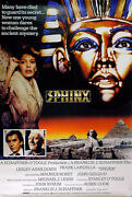 Sphinx 1981 Lesley-anne Down Frank Langella Maurice Ronet Uk 1-sheet Poster
