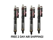 Elka Stage 5 Front And Rear Shocks Suspension Kit Can-am Maverick Xxc