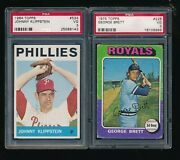 How Can Both These 1964 Topps Baseball Cards Be Psa 3 Vg