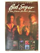 Bob Seger And The Silver Bullet Band Poster And Old
