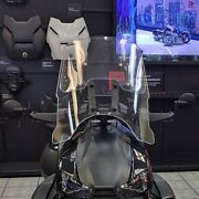 2019 Can Am Spyder Ryker Adjustable 20-25 Clear Windshield Custom Made In Usa