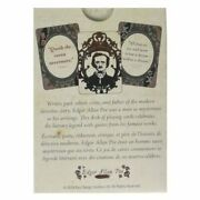 Aquarius Officially Licensed William Shakespeare Designed Playing Cards
