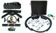 Gearhead Ac Heat Defrost Air Conditioning Super A/c Kit W/ Hoses Vents Fittings