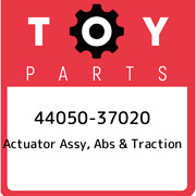 44050-37020 Toyota Actuator Assy Abs And Traction 4405037020 New Genuine Oem Par