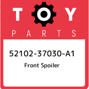 52102-37030-a1 Toyota Front Spoiler 5210237030a1 New Genuine Oem Part