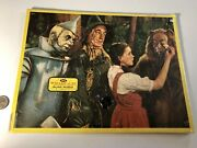 """Wizard Of Oz 1939 Metro-goldwyn-mayer Puzzle """"dont Cry"""""""