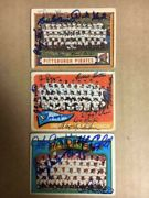 Pittsburgh Pirate Signed 1957 Topps Team Card6sigdick Groat,hank Foiles,b Vird