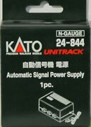 Kato N Scale 24-844 Unitrack Automatic Signal Power Supply New