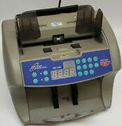 Royal Sovereignand039s Rbc-1003 Front Load Dollar Bill Cash Counter Save Lots Of Time