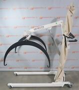 Cardinal Detecto Ib600 Stretcher In-bed Scale Bariatric Sling Lift Gurney 600lb