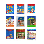 Read With Ladybird Hardback Books Simple Short Stories Kids/childrens Reading