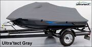 Pwc Jet Ski Cover-grey Fits Yamaha Ex Sport, Ex Deluxe 2017-2021 17 18 19 20 21