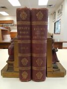 The History Of The Roman Emperors By Rev Robert Lynam 1850 2 Vols 1st