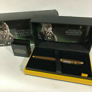 Star Wars Cross Townsend Roller Ball Pen Chewbacca Limited Edition 1977