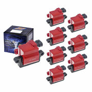 Set Of 8 Herko B039he Ignition Coils For Cadillac Chevrolet Gmc Hummer 99-06