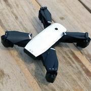 Selfie Drone With Hd Camera 1080p Wifi Fpv Helicopter Dron Professional Folding