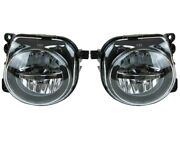 Set Of Left And Right Genuine Foglights Selective Illumination For Bmw F07 F10 F11