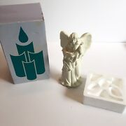 Angel Taper Candle Holder Partylite