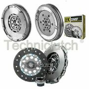 Nationwide 3 Part Clutch Kit And Luk Dmf For Bmw 3 Series Hatchback 320 Td