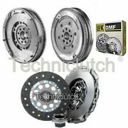 Nationwide 3 Part Clutch Kit And Luk Dmf For Bmw 3 Series Berlina 320d