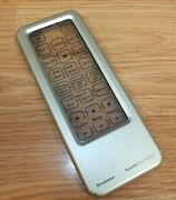 Genuine Brookstone Remote Only For Acousticlear 3cd - Stand Up Cd Player