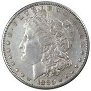 1880 S Morgan Dollar Xf Ef Extremely Fine 90 Silver 1 Us Coin Collectible