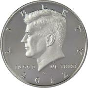 2012 S Kennedy Half Dollar Choice Proof Clad 50c Us Coin Collectible