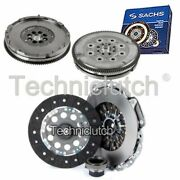 Nationwide 3 Part Clutch Kit And Sachs Dmf For Bmw 5 Series Saloon 528i