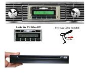 1956 Bel Air Nomad 150 210 Stereo 300 Watt + Aux Cable + Usb Car Stereo 630