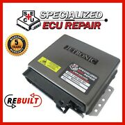Porsche 928 Lh Jetronic Ecu Dme 0 280 002 507 400 Core Charge In Shipping