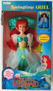 Tyco Disneyand039s The Little Mermaid Springtime Ariel Doll Limited Editionnew