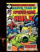 Marvel Team-up 54 6.0 Spider In The Middle 1976