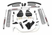 Rough Country 6 Lift Kit Fits 2008-2010 Super Duty F250 F350 4wd Diesel
