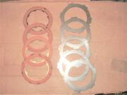 Transmission Clutch Plate Kit New For Powerglide. 53-55 Chevy Car Corvette
