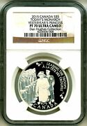 2015 Canada S5 Todayand039s Monarch Yesteryearand039s Princess Ngc Pf70 Uc Box Coa And Ogp