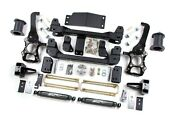 Zone Offroad 6 Suspension Lift Kit Ford F150 2014 4wd