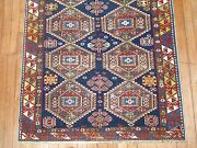 Antique Caucasian Shirvan Karagashli Rug Size 3and0394and039and039x5and0392and039and039